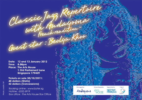 Classic Jazz Repertoire with Andayoma