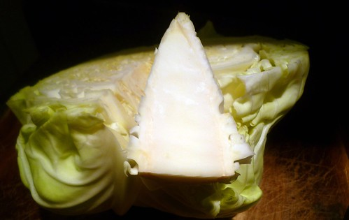 cabbage cut-out
