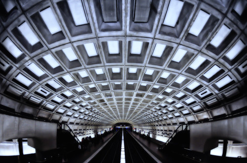 Washington,D.C. Metro [Perfect Symmetry] [Explored]