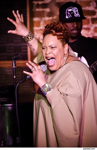 Lady Alma @ Blues Alley