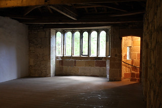 skipton castle upper interior chamber