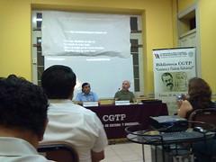 Tovar en la CGTP by carlos mejia a.