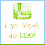 friends with LEAP