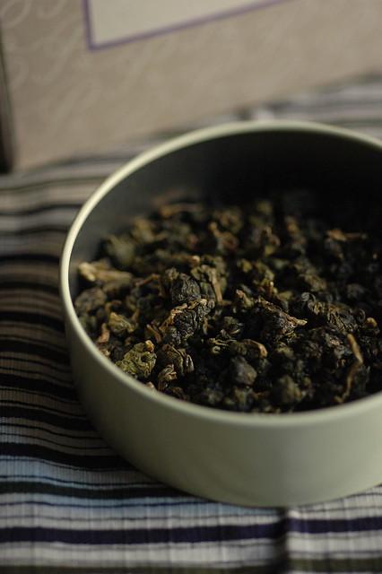 Li Shan tea- tè semiossidato naturale