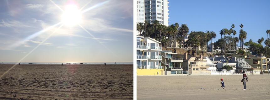 beach & kids