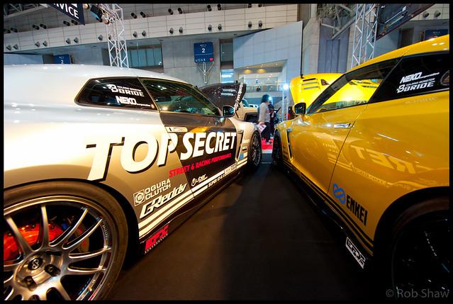 Tokyo Auto Salon Vehicles-020