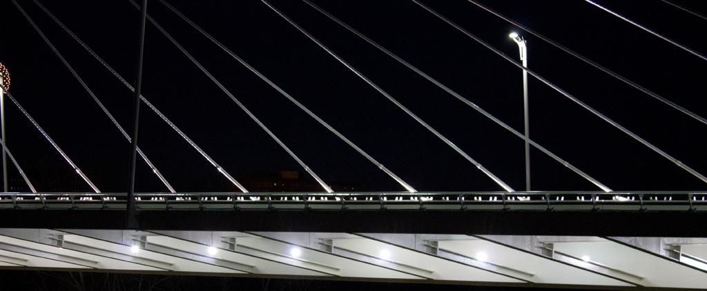 Calatrava Night Girders