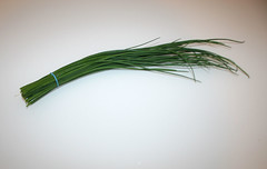 06 - Ingredient chives / Zutat Schnittlauch