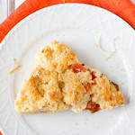 Grapefruit Scones