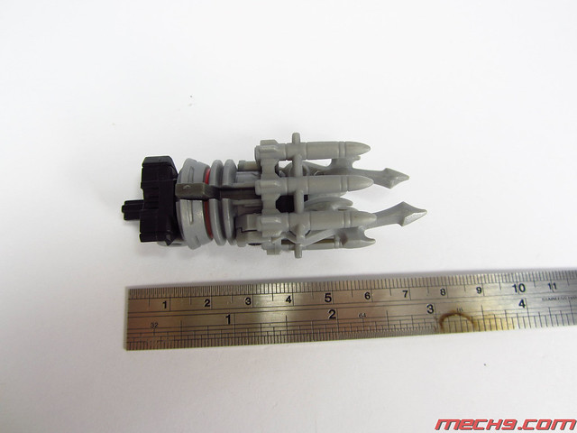Leader Class Starscream : Accessories
