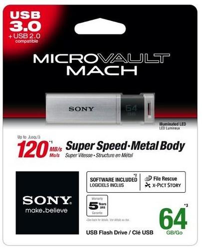 MICROVAULT MACH USB 3.0