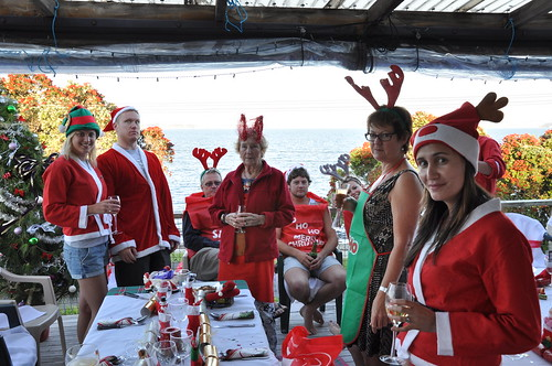 Bilkey Christmas costumes