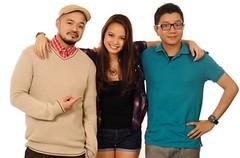 Talking Heads - Rico Robles, Jessica Mendoza and Mojo