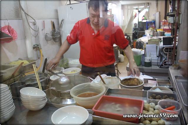 Curry Mee @ Hot Bowl Nyonya Delight, Abu Siti Lane - Made In Progress 2