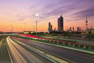 CitySunset - Kuwait
