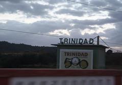 Entering Trinidad
