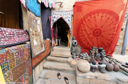 Jaisalmer Shop