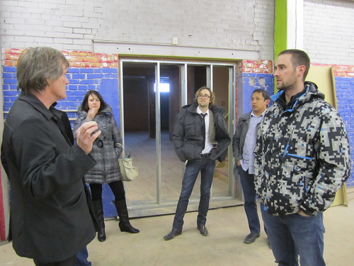 Startup Edmonton @ The Mercer Warehouse