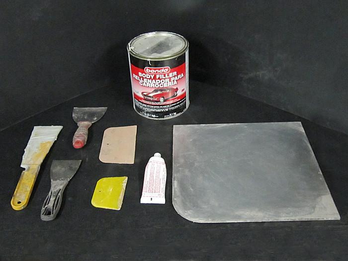 Bondo Tools