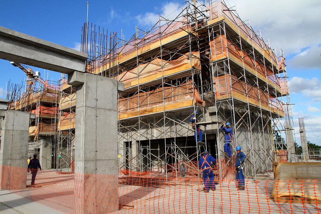Construção da Arena gremista [53%] 6730546471_d2de94eb54_b