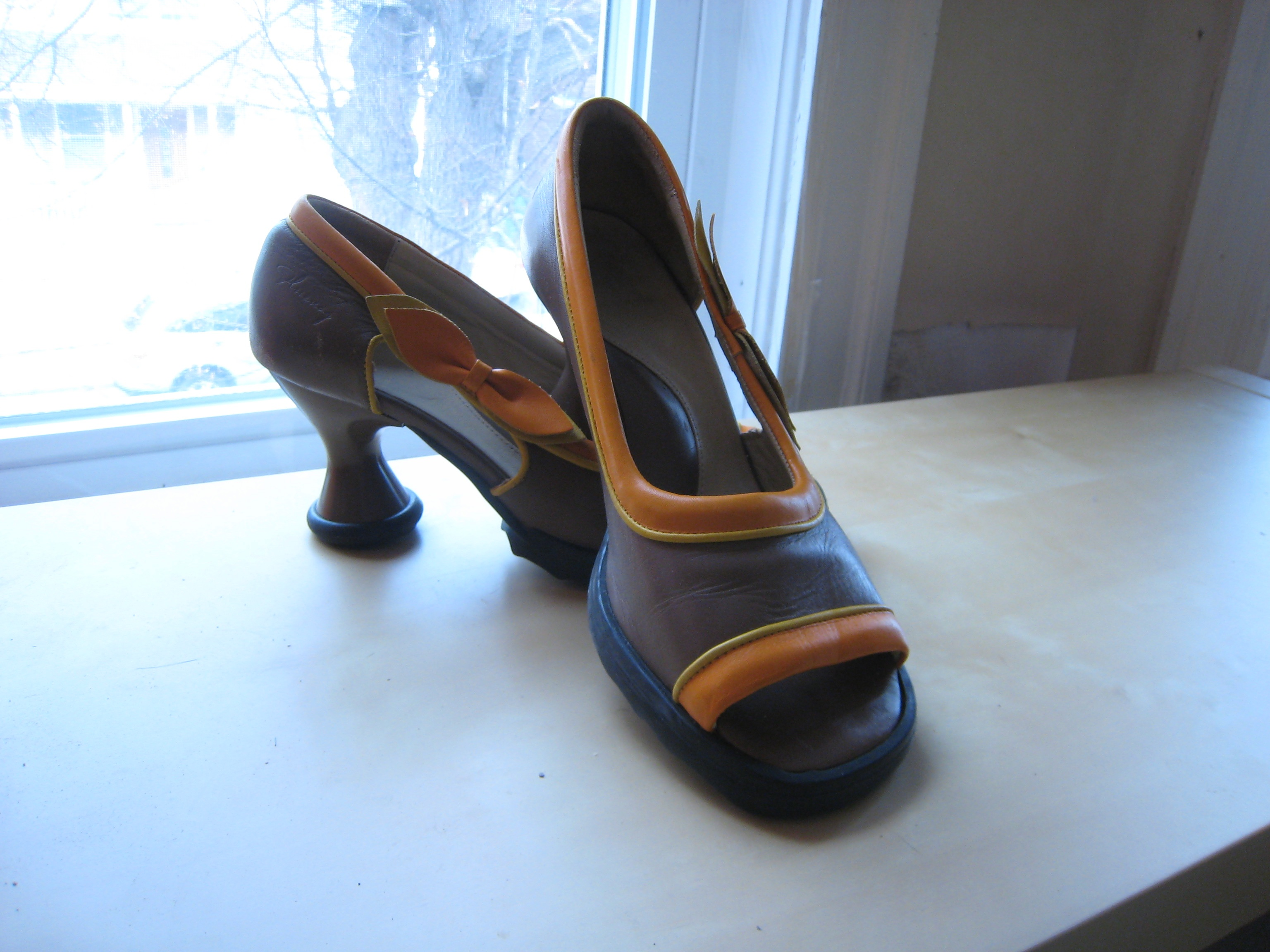 Fluevog Mini Bebe sz 11 | Flickr - Photo Sharing!