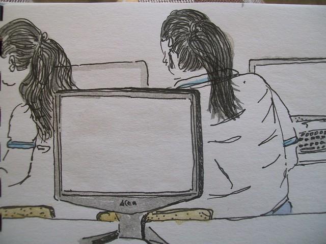 salon de computo