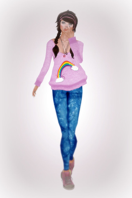 Rainbows for Perfect Wardrobe
