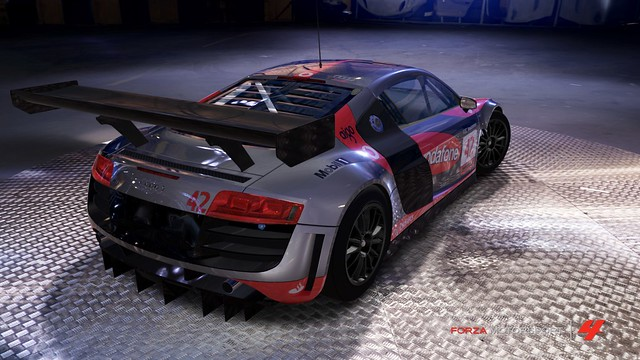 [ONE NIGHT] AUDI R8 LMS endurance LIVREE 6754531445_943614969b_z