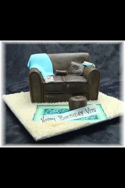 Sofa Cake Flickr Photo Sharing