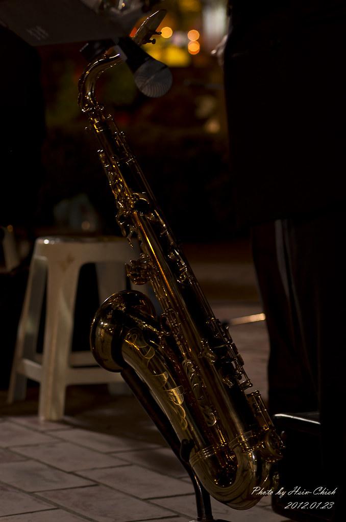 20120123-赤崁夜攝