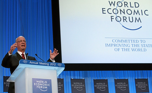 Klaus Schwab - World Economic Forum Annual Meeting 2012