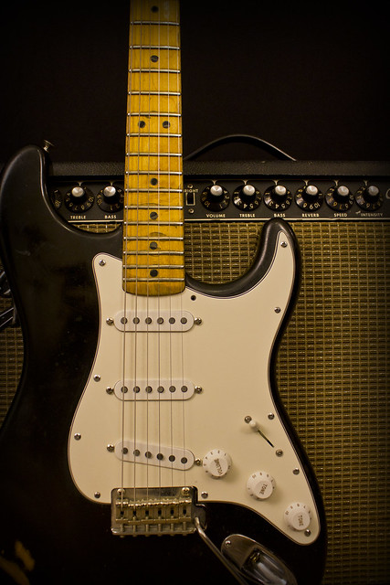 Photo:strat image cover By John W. Tuggle