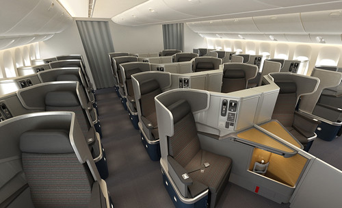 Business Class_seats