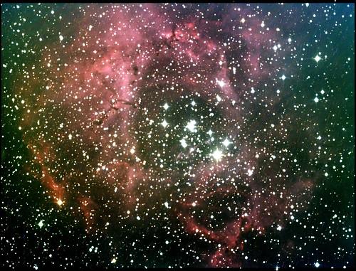 Rosette Nebula by edhiker