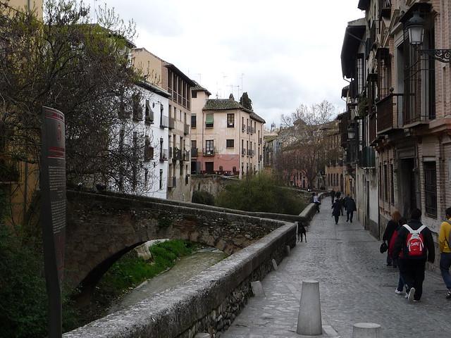 Granada Rundfahrt Albaizin per Minibus