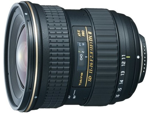 Tokina 11-16mm f/2.8 AT-X PRO DX II