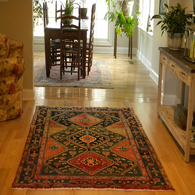 Foyer Rug Quarter : Shabby chic baltimore foyer rug flickr photo sharing