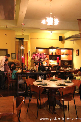 Interior, Erawan Classic Thai & Fusion