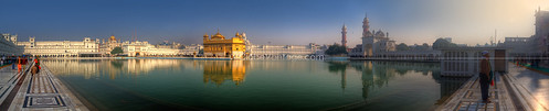 Amritsar Golden Temple HDR panorama