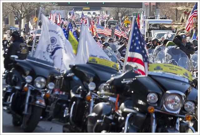 Veterans Parade 5