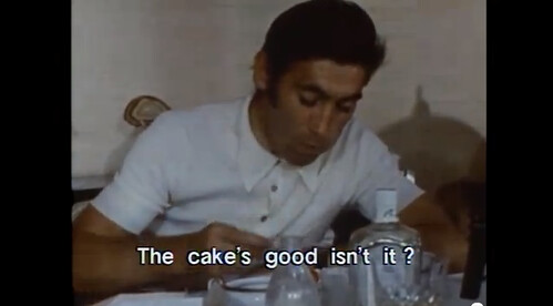 Eddy on dessert, 1 of 3