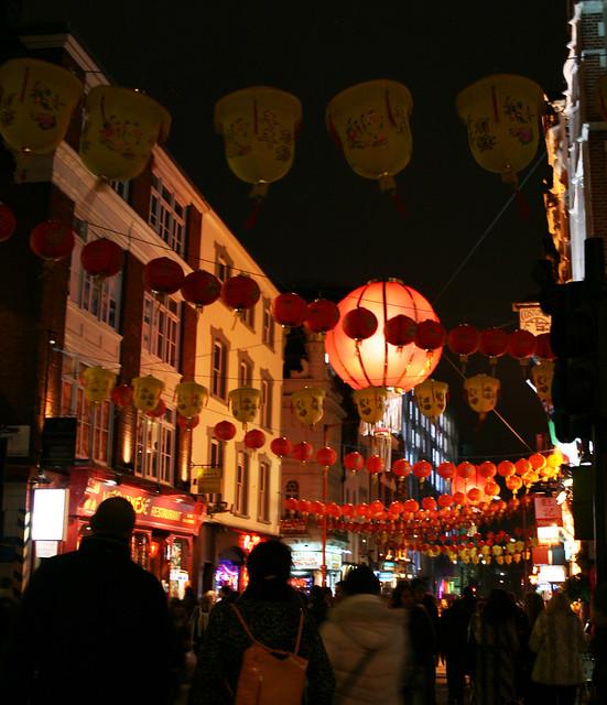 London - Capodanno Cinese 2