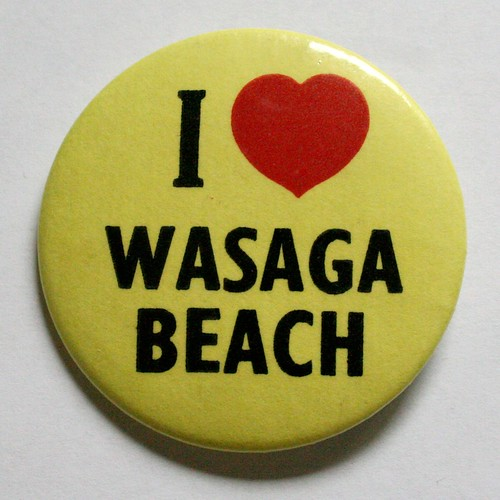 I Heart Wasaga Beach