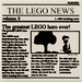 The greatest LEGO hero ever by Neil Crosby