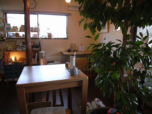 カフェ『のこのこ』@ならまち-02