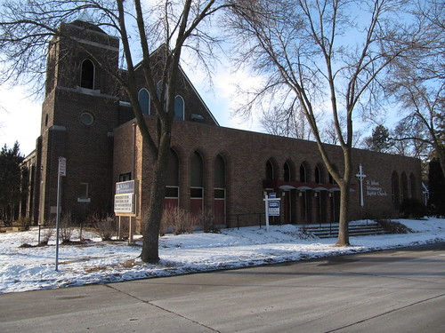 St. John's Missionary Baptist Church