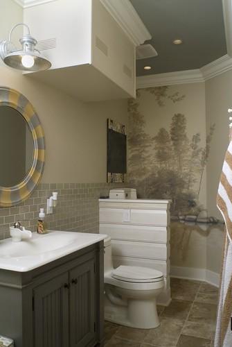 Cabana bathroom renovation