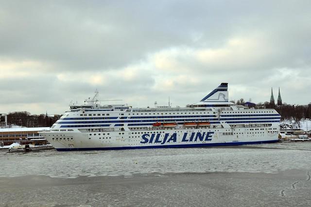 Helsinki-Stockholm ferry: Tallink-Silja | Flickr - Photo Sharing!