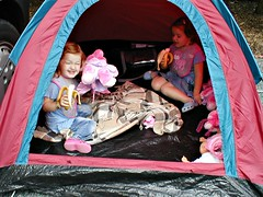 Play Tent, Hawes 2007