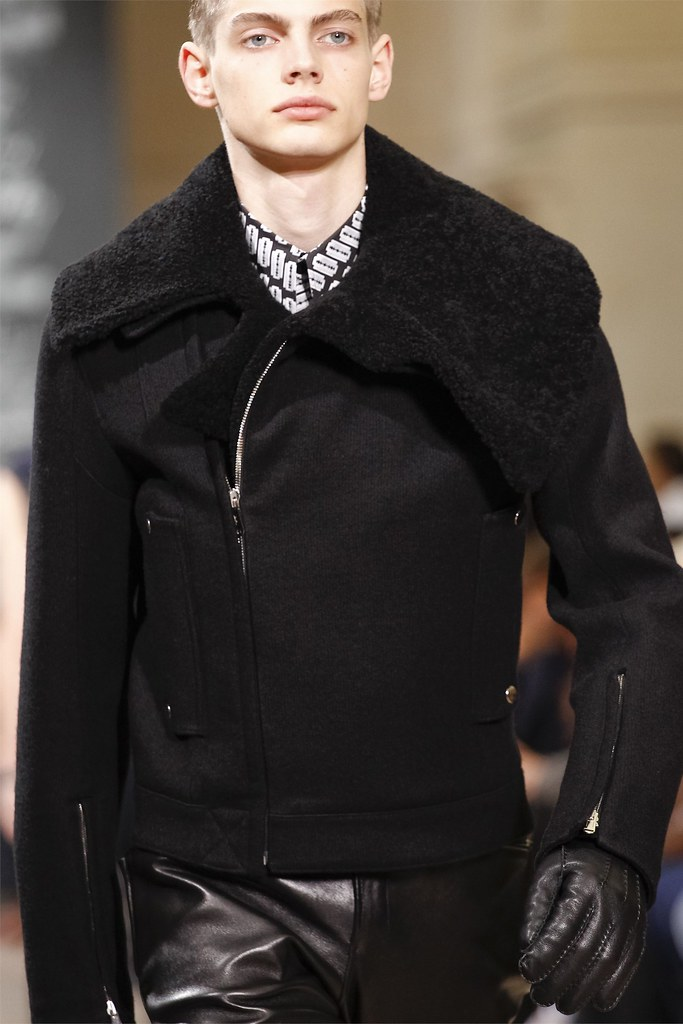 Justus Eisfeld3006_FW12 Paris Yves Saint Laurent(VOGUE)